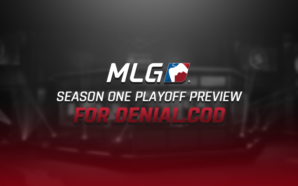 MLG Season One Playoff Preview for Denial.CoD