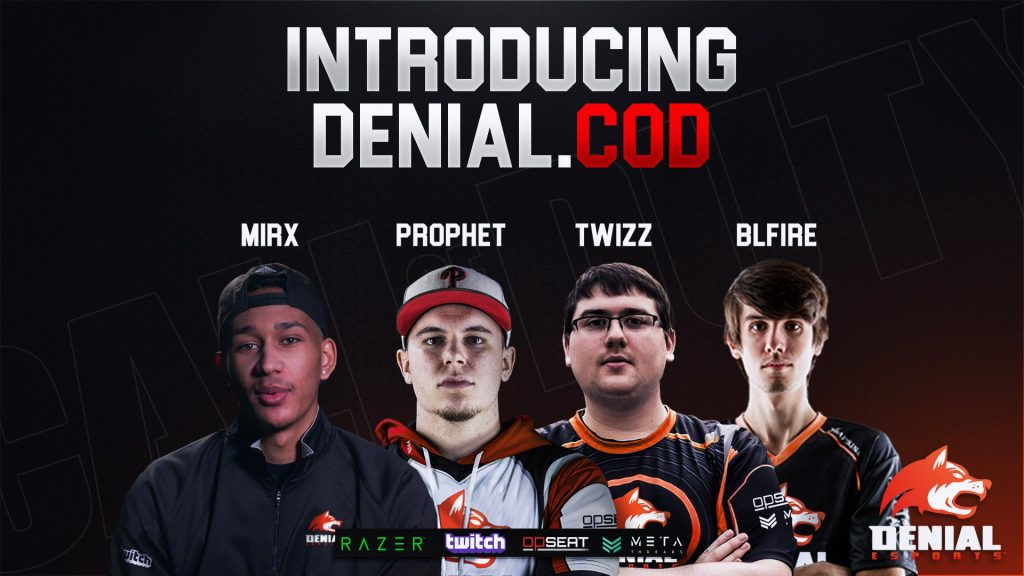 Denial Returns to Call of Duty!