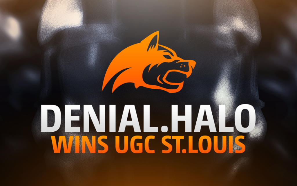 Denial.Halo Places 1st At UGC St. Louis