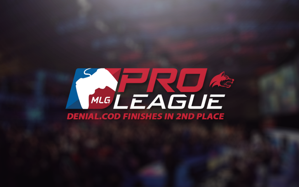 Denial.CoD Finishes 2nd In MLG Pro League Playoffs