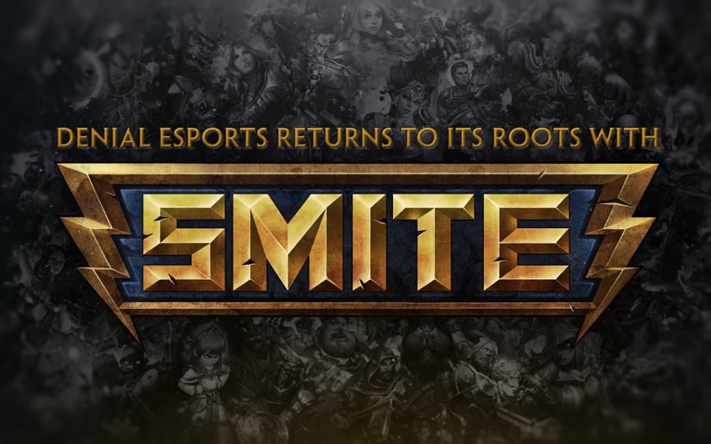 Denial eSports Returns To Its Roots With Smite
