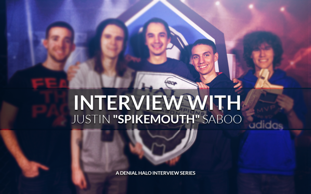 Interview with Denial's Halo Coach Spikemouth