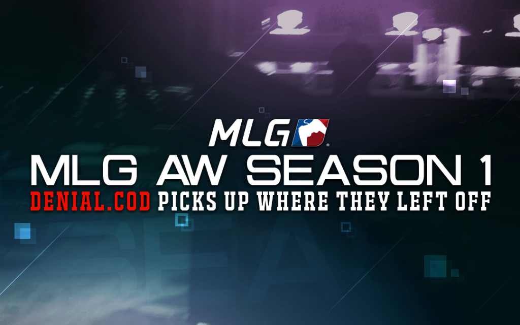 Denial.CoD Picks Up Where They Left Off in MLG AW Season 1