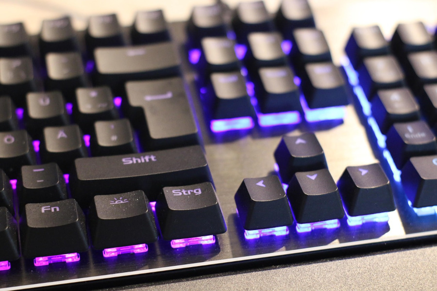 gaming keyboard differences
