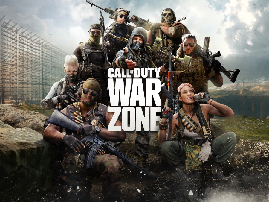 most popular esport call of duty warzone